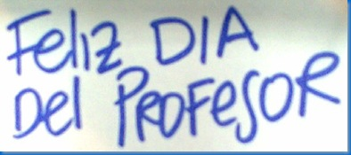 A diferencia de los maestros, en argentina, los profesores celebran su día este viernes 17 de septiembre. 17 De Septiembre Dia Del Profesor